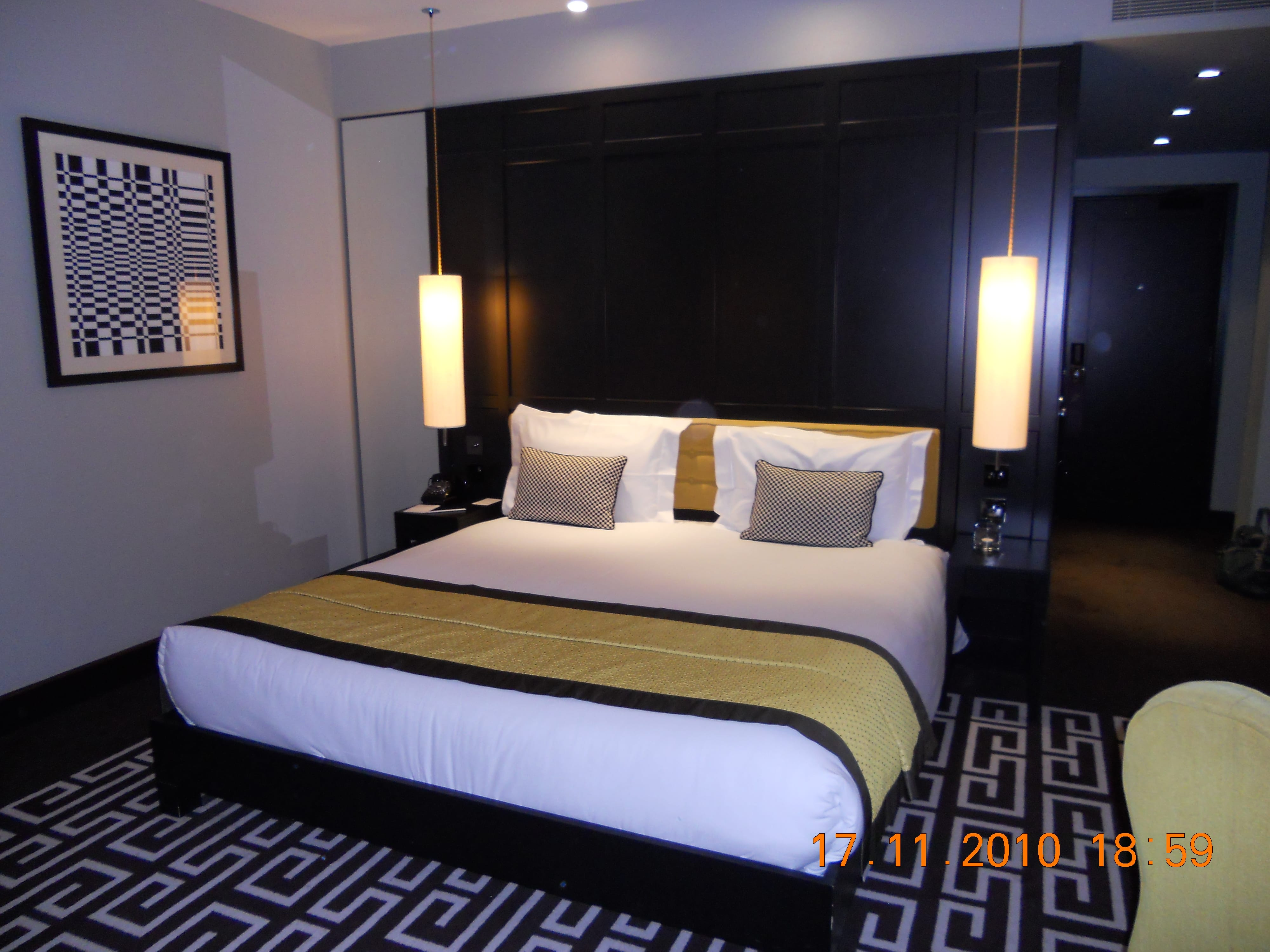fitzwilliam hotel bedroom ebookers ireland blog travel guide