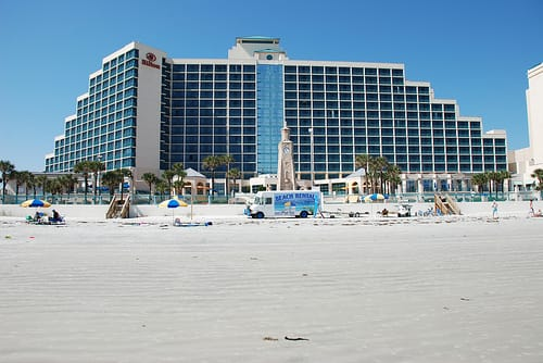 Beachfront Hotels Daytona Beach Fl